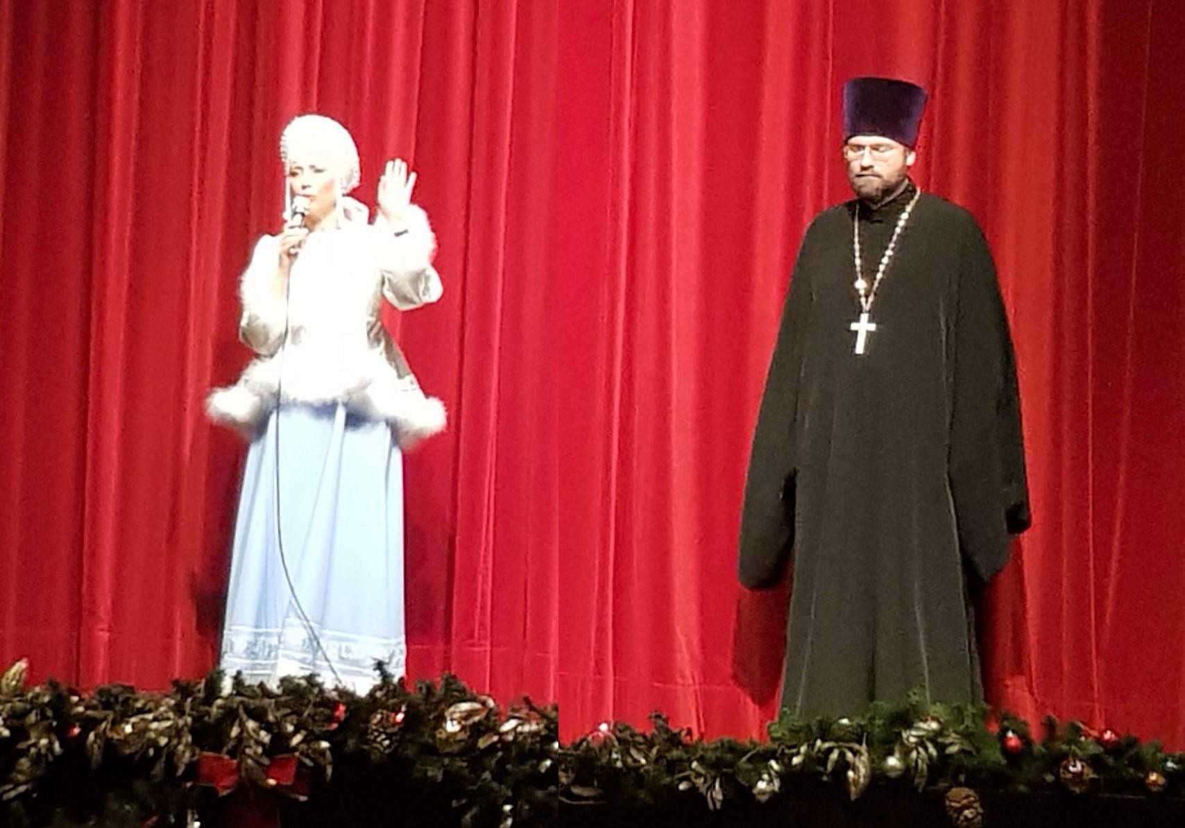 Рождественская Елка 2019 в Цюрихе