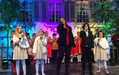 ОЦ «Матрешка» на рождественской ярмарке в Цуге 2018