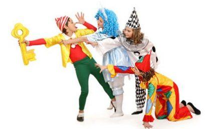 Театральная студия «Вишневый сад» для детей и взрослых