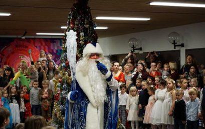 Рождественские чудеса в Цюрихе