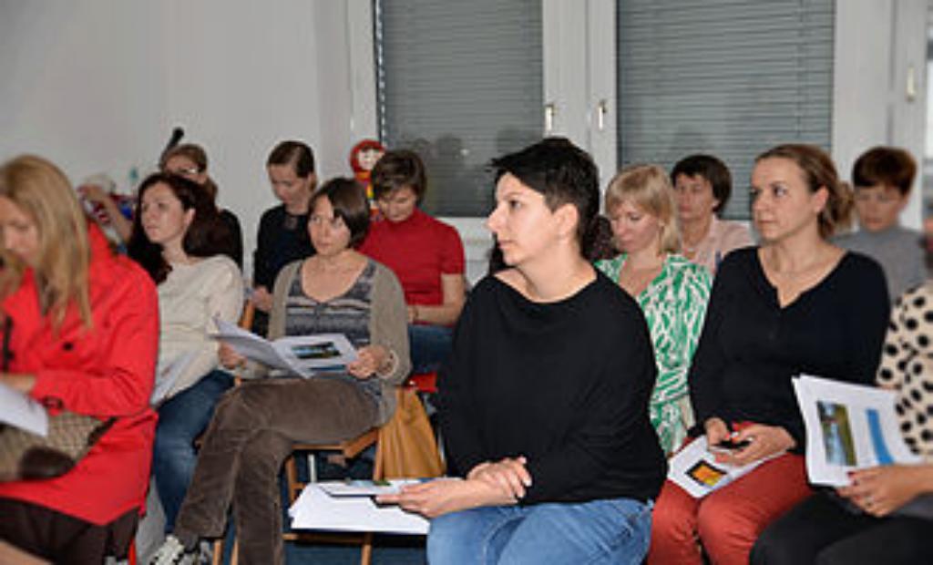 Встреча по обсуждению вопросов школьной системы кантона Цуг