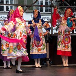 Детская хореографическая группа