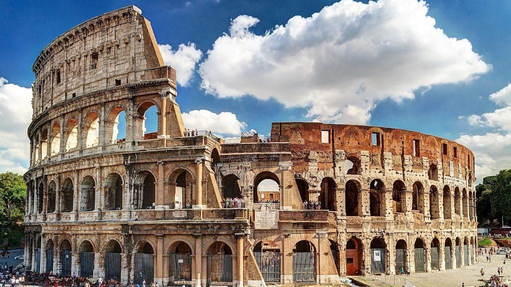 Коллизей Рим