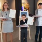 Награждены победители первого в Швейцарии онлайн конкурса детского рисунка!