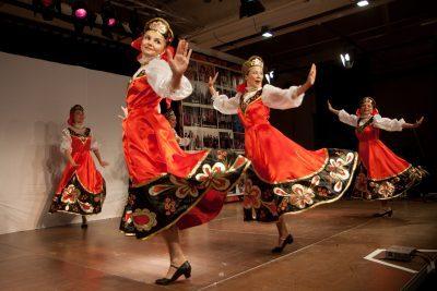 Продолжается набор в группу характерного танца для взрослых