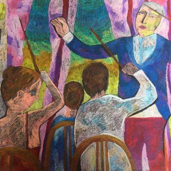 Концерт оркестра Владимира Спивакова в Московском международном доме музыки