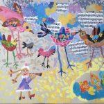 """Международный конкурс детского рисунка """"Дети рисуют музыку"""""""