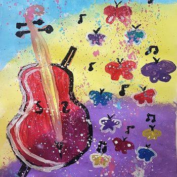 Скрипичная гармония