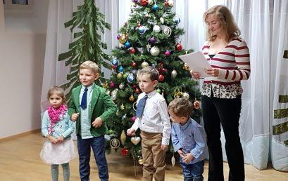 Рождественские утренники в детском саду/ Декабрь, 2018