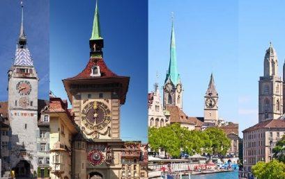 Родительские собрания 2019 в школах Цюриха, Цуга и Берна