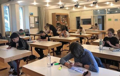 """Успешное проведение сессии тестирования школьников """"Матрешки"""""""
