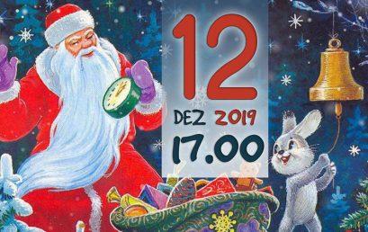 Новогодняя и Рождественская Ёлка 2019-2020. Берн