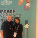 «Неделя русского языка» Берлин ноябрь 2019