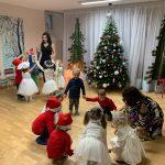 Новогодние утренники в детском саду