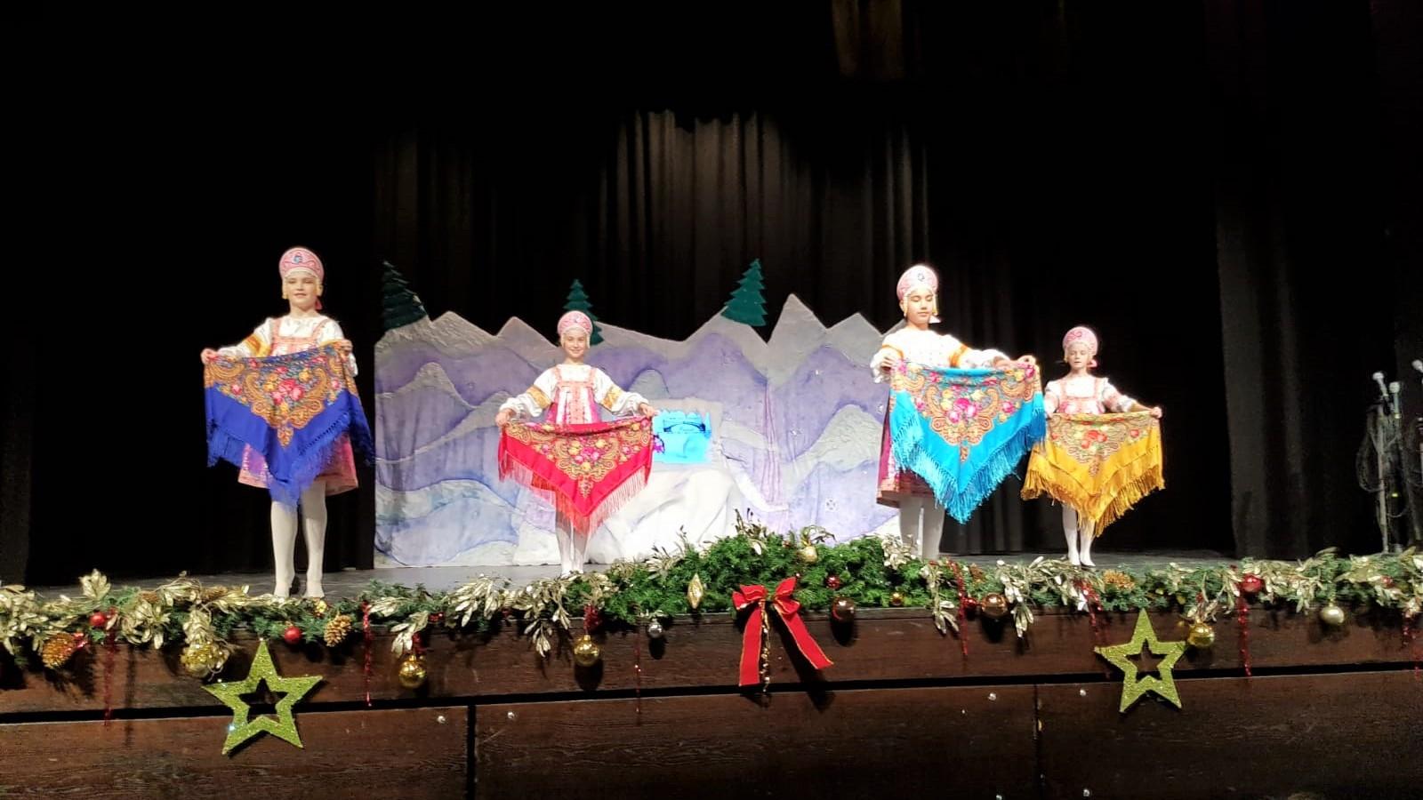 Волшебное Рождество в Цюрихе